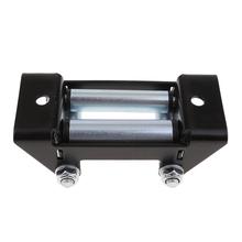 Uniwersalna wciągarka do odzyskiwania prowadnica Fairlead stalowa linka śruba wzór ATV UTV Roller tanie tanio perfeclan CN (pochodzenie)