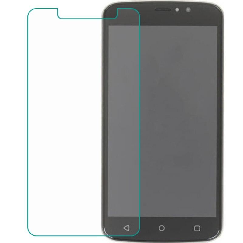 For DEXP G255 G355 GL355 Z250 Z255 Z355 Z455 Glass Anti-Scratch Screen Protective Tempered Glass Screen Protector Cover Film
