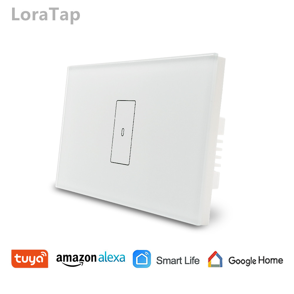 Smart Life WIFI Light Switch Remote Voice Control Timer For Alexa Google Home US