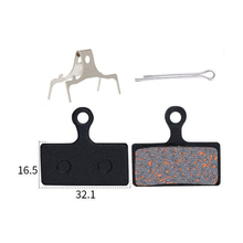 4 Pairs Mountain Bikes Bicycle Disc Brake Pads Cycling Mtb Resin Pad For Shimano M988 M985 XT/TR M785/ SLX M666 M675