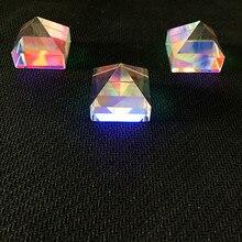 Цветной Призма Пирамида куб светильник научно эксперименты безупречные творческие композиции подарок ко Дню Святого Валентина