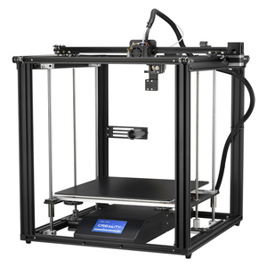 Image 2 - CREALITY 3D Ender 5Plus Printer Dual Z Axis brand power Large Printing Size With BL Touch Levelling Resume Print Filament Sensor