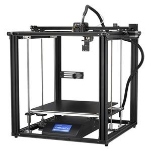 Image 2 - Creality 3D Ender 5Plusプリンタデュアルz軸ブランド電源大型印刷サイズとblタッチレベリング再開プリントフィラメントセンサー