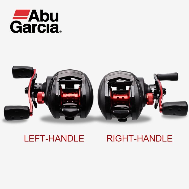 ABU GARCIA Baitcasting Fishing Reels BLACK MAX  3