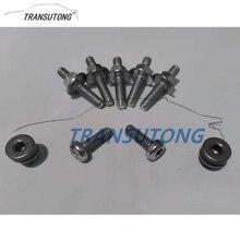 Kit de montaje de transmisión automática para coche, Perno de montaje para VW, Audi, Skoda, OAM, 0CW, DSG, DQ200, 0