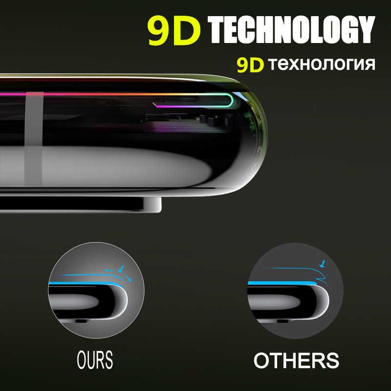 2 in 1 di Vetro Temperato Per Xiaomi Redmi Nota 9S 8 9 7 Pro Protezione Dello Schermo Per Redmi 8 8A Macchina Fotografica lente Protettiva Pellicola Note8 Note9