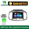 Android 9 0 Восьмиядерный 4 Гб ОЗУ 64 Гб ПЗУ автомобильный DVD gps мультимедийный плеер стерео для Chevrolet Capativa 2012-16 радио головное устройство