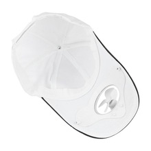 High-Quality Cap with Solar Powered Fan