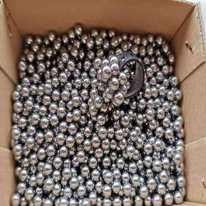 100-300 шт шарики из нержавеющей стали 6 7 8 9 мм Рогатка патроны для охоты на открытом воздухе Карманный Выстрел стрельба Рогатка пинбол катапул...