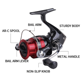 Amazing SHIMANO SIENNA fishing spinning reel 2000/2500/2500HG/C3000/4000 Fishing Reels cb5feb1b7314637725a2e7: 2000|2500|2500HG|4000|C3000