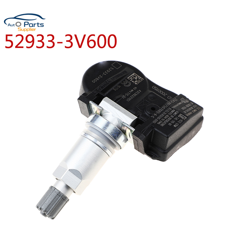 New 52933-3V600 529333V600 433MHZ Tire Pressure Monitoring Sensor TPMS For Hyundai Grandeur I40  Azera For Kia Rio
