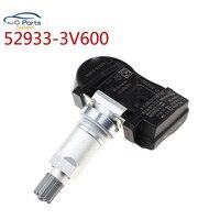 Novo 52933 3v600 529333v600 433 mhz sensor de monitoramento pressão dos pneus tpms para hyundai grandeur i40 azera para kia rio|Sistemas de monitoramento de pressão dos pneus| |  -
