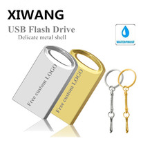 mini metal usb flash drive 64GB 32GB 16GB 8GB flash memory stick portable 128GB pendrive usb 2.0 pen drive waterproof u disk key цена и фото