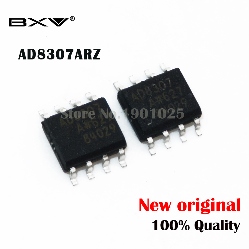 5pcs/lot AD8307ARZ SOP8 AD8307 SOP AD8307AR SOP-8 AD8307A New Original