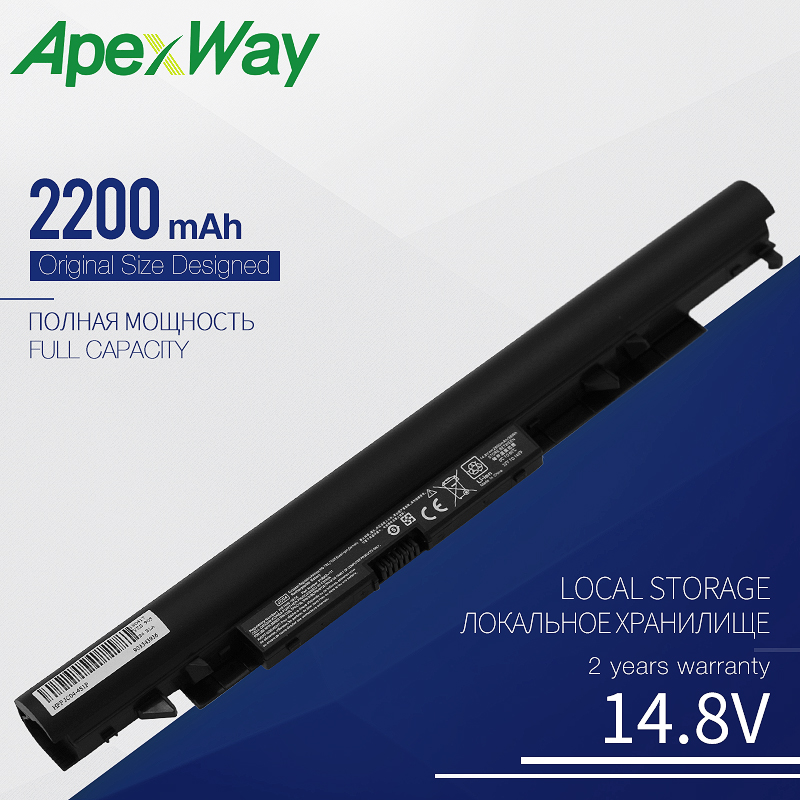 Apexway JC04 JC03 Laptop Battery For HP 15-BS 15-BW 17-BS SERIES HQ-TRE71025 HSTNNHB7X TPN-C130 919701-850
