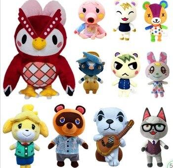 2020 cartoon  Animal Crossing Plush toy doll,plush keychain ,new game animal plush toy for childern birthday gift new plush toy hedgehog soft fill cartoon plush animal high quality doll children birthday gift 20 cm wj222