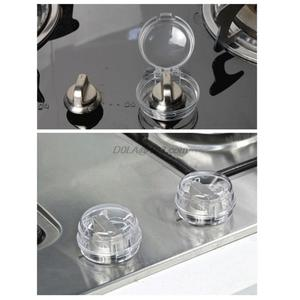 Protector Gas-Stove Oven Safety-Material Knob-Covers Lock-Lid Kitchen-Supplies Infant