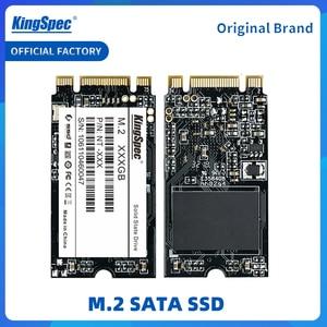 KingSpec m.2 SSD 2242 120GB 240gb 500gb HDD 2242mm NGFF SSD M2 SATA 1tb 2tb Hard Drive for laptop Jumper 3 pro prestigio 133(China)