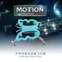 TB 803 Mini Drone fancy LED One key Motion Controlling Butterfly Shape RC Drone Helicopter with 3D Flip RC Quadcopter