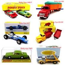 Atlas dinky brinquedos série caminhão engenharia veículo carro de corrida caminhão de bombeiros diecast modelos coleção presentes