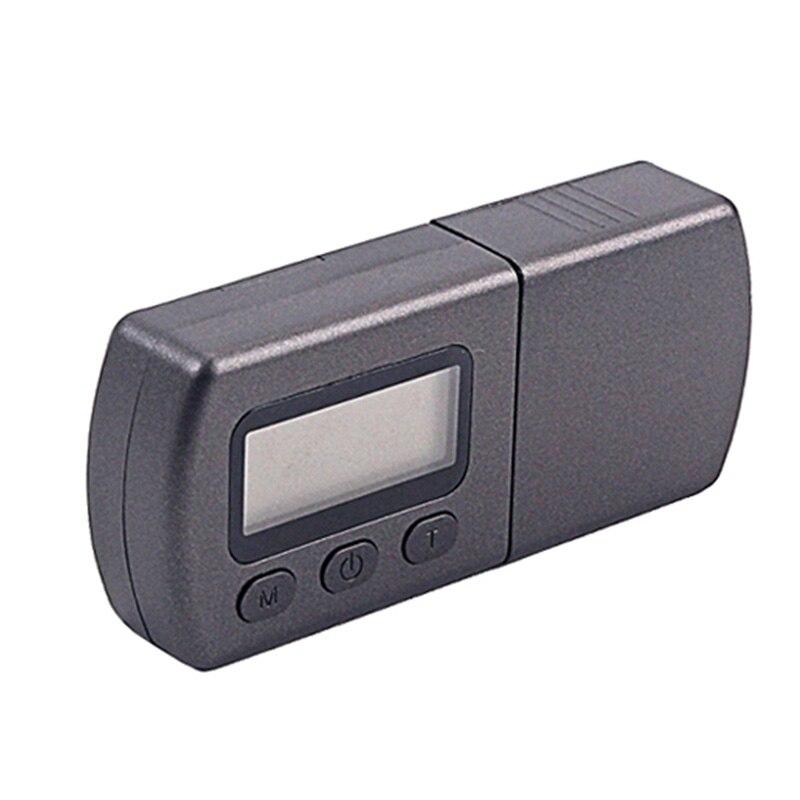 Hot Phonograph Digital Turntable Sylus Force Indicator Power Magnetic Pressure Gauge
