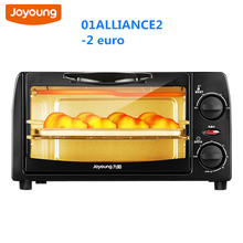 Electric-Oven Bread-Baking Joyoung Household Mini 10L Intelligent Multifunctional Timing-Baking/Dried