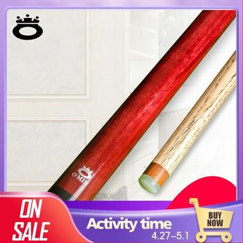 Original O'Min Jump Cue 13mm Crystal Tip Professional Ash wood Shaft High Quality Billiard Jump Cue with Excellent Gifts