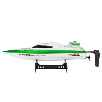 New for Feilun FT009 2.4G 4CH Water Cooling RC Racing Boat 30km/h Super Speed Electric RC Boat Toy Remote Control Boats