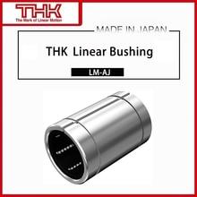Novo original thk linear bucha lm LM8-AJ lm8aj rolamento linear