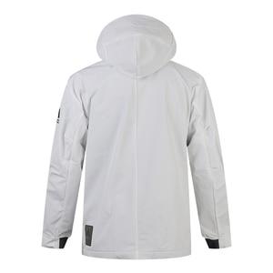Image 2 - Originele Nieuwe Collectie Adidas O1 Wb Reizen Mannen Jas Hooded Sportkleding