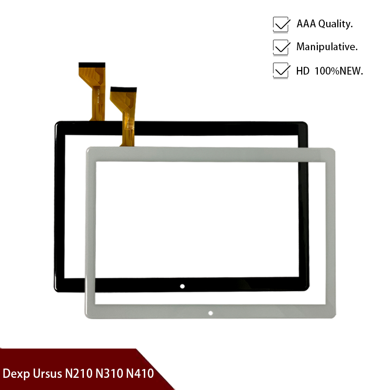 Original New 10.1inch New Touch Screen For Dexp Ursus N210 N310 N410 3G 4G Tablet Touch Panel Touch Sensor Tablets Glass