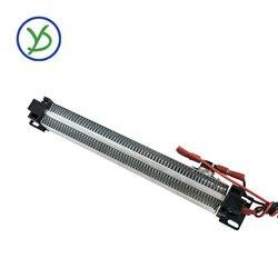 500 واط التيار المتناوب تيار مستمر 220 فولت معزول PTC السيراميك مسخن الهواء سخان كهربائي