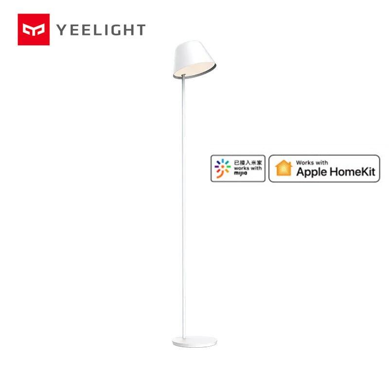 Xiaomi mijia yeelight ylld01yl 12 w inteligente pode ser escurecido conduziu a lâmpada de assoalho mesa pé luz wifi controle app casa escritório AC100 240V
