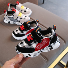2020 Spring Children Shoes Boys Girls Sport Shoes Breathable