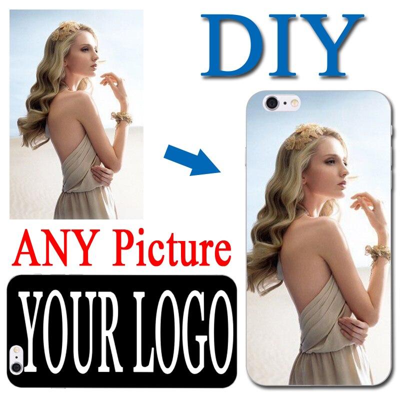 Personalized Custom Logo DIY Print Photo Phone Case For Motorola MOTO G4 G5 G5S G6 G7 G8 Play Plus Z4 E5 E6 Playcustomized Cover