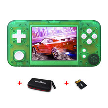 Gkd 350 H-Gamekiddy RG350 H Ips Retro Games Video Game Console PS1 Game 3.5 Inch Draagbare Games RG350H(China)