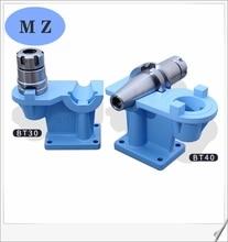 Интегрированный алюминиевый держатель инструментов bt30 bt40, фиксирующие приспособления, патрон, приспособления для деталей станка с ЧПУ