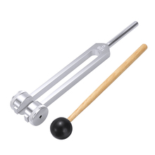 Ball-Diagnostic-Set Chakra-Hammer Tuning-Fork Healing-Relaxation 128HZ Health-Care 1set
