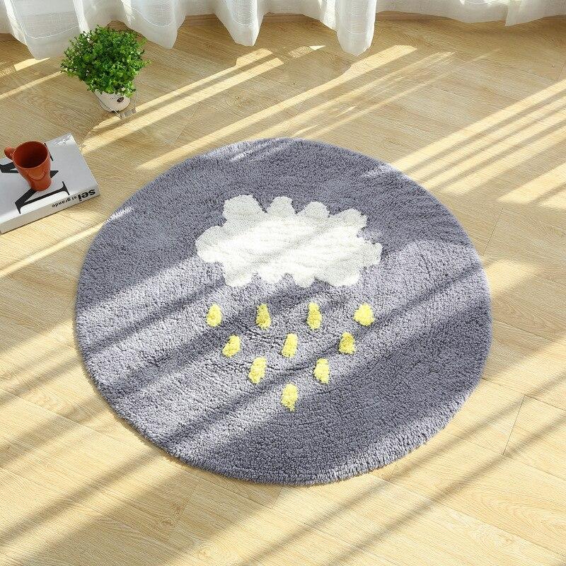 tapete doméstico para sala de estar casa