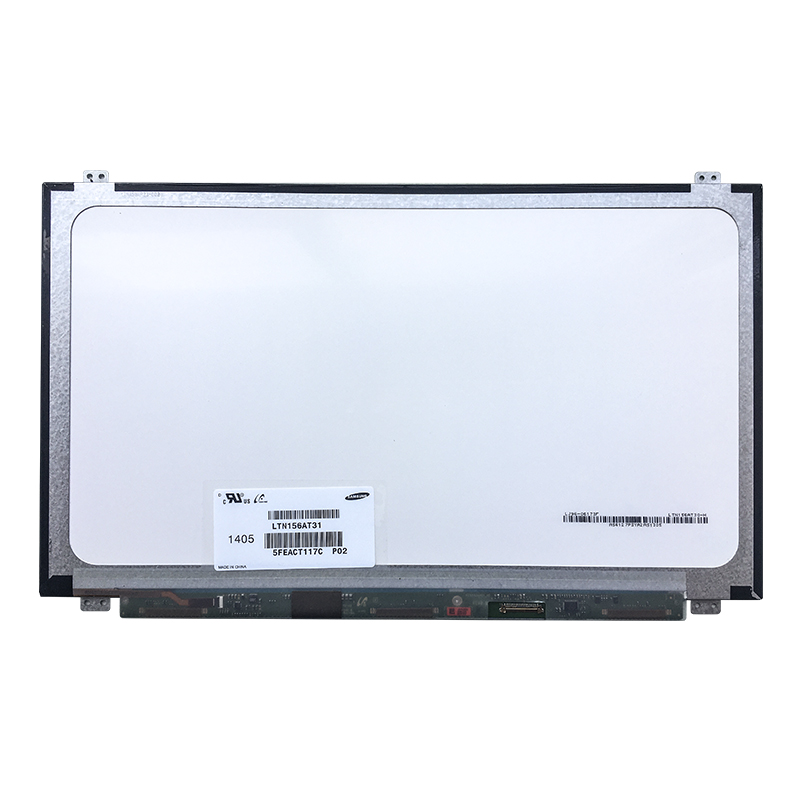15.6inch laptop slim 30pin <font><b>screen</b></font> panel LTN156AT31 LP156WH3 TPS1 NT156WHM N12 LP156WHU TPA1 B156XW04 V.8 <font><b>B156XTN03.1</b></font> image