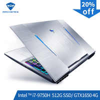Machenike T90-TB1 gaming laptop (Intel Core i7-9750H+GTX 1650/8GB RAM/512G SSD/15.6'' )игровой ноутбук laptop notebook