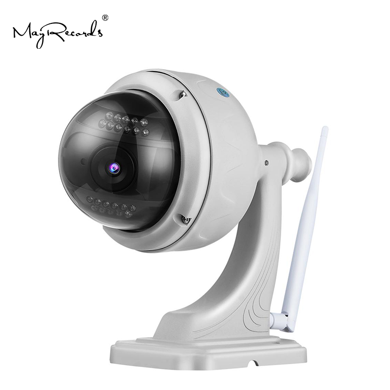 Wanscam K38 1080P Outdoor Rotatable PTZ Camera 2.0MP 4X Zoom Waterproof Wireless Surveillance IP Camera