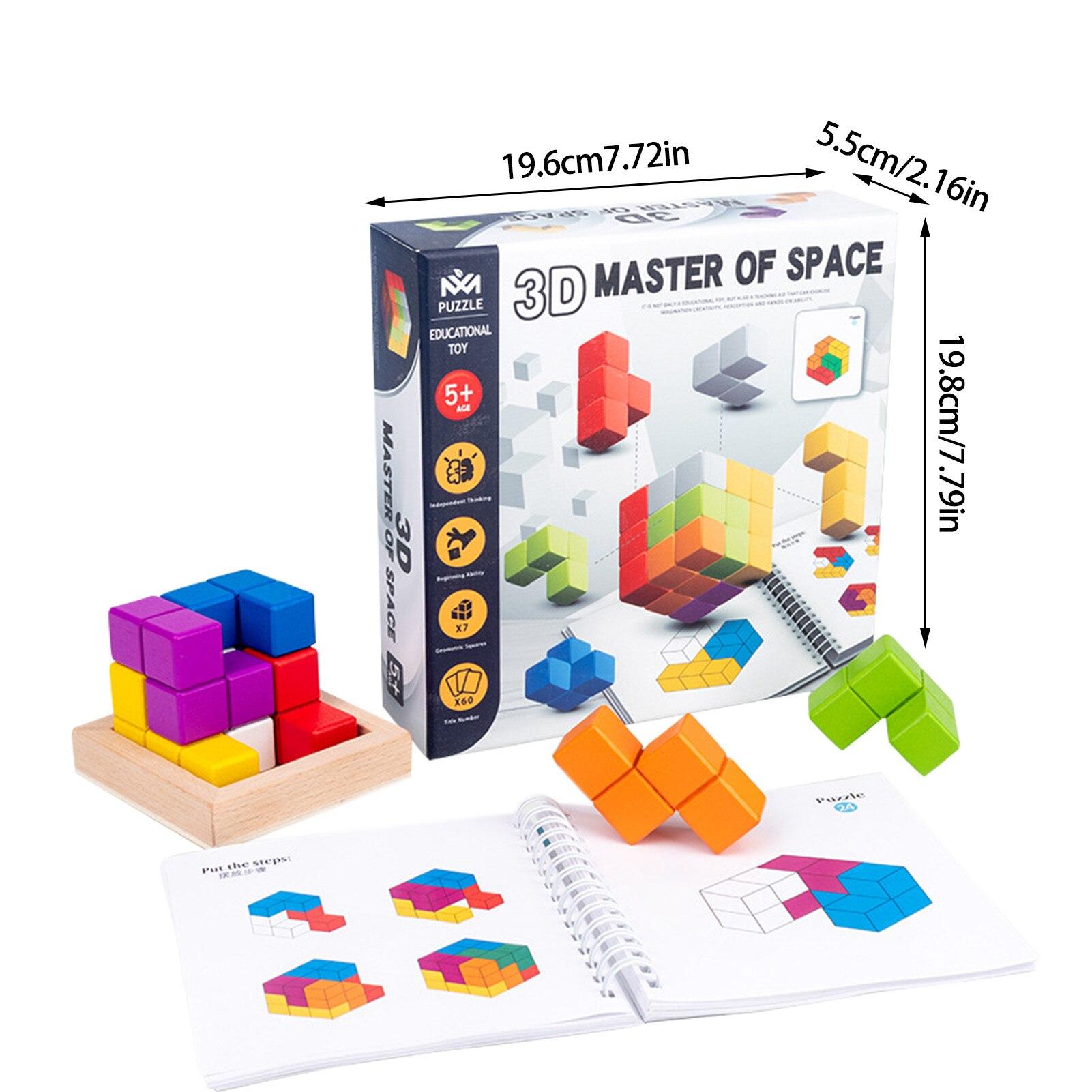 Brinquedos tetristoys infantis 3d, brinquedos educacionais de