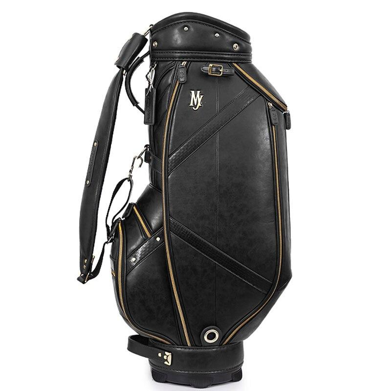 Nouveau sac Clubs sac de Golf Maruma majesté sac de Golf Standard au choix 10. Pouce noir ou marron majesté sac de chariot de Golf Cooyute livraison gratuite