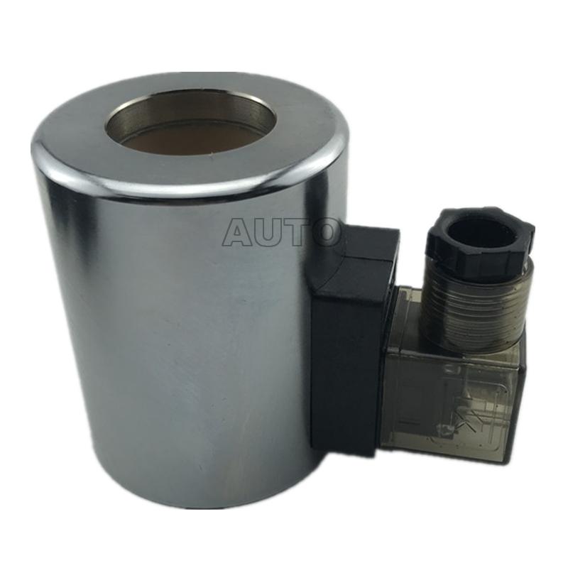 Solenoid hydraulic valve coil Electromagnet coil inner diameter 31mm height 75mm