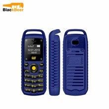 """UNIWA B25 0.66 """"מיני אלחוטי נייד Bluetooth אוזניות יד משלוח אוזניות סמארטפון MobilePhone SIM הכפול כרטיס 2G תכונה טלפון"""