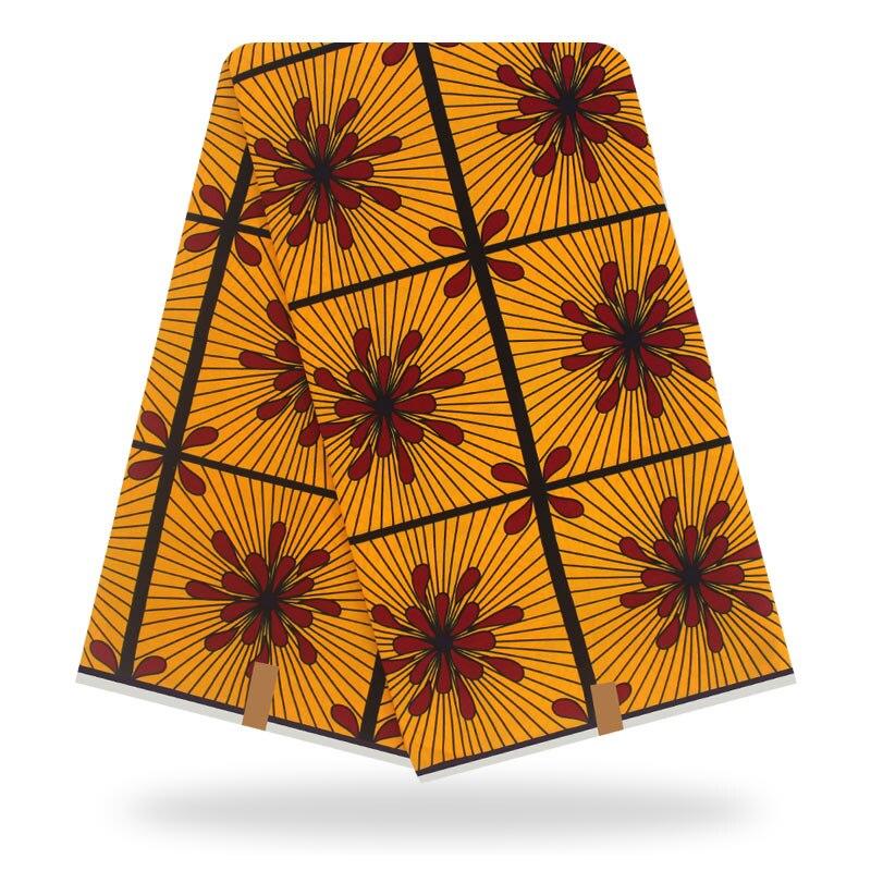 Veritable Wax Dutch Guaranteed Real Dutch Wax High Quality Pagne Wax Dutch 6yards African Ankara Sewing Fabric