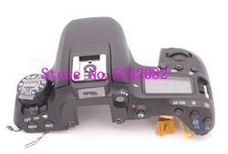 new for Canon FOR EOS 77D for EOS 9000D Camera Top Cover with top lcd Assembly Replacement Repair Part