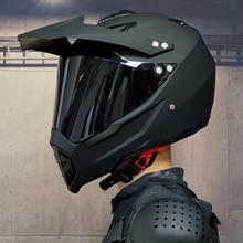 Chất Lượng Cao Cho Nam Moto Rcycle Mũ Bảo Hiểm Moto Rbike Mũ Bảo Hiểm Moto Chéo Mũ Bảo Hiểm Casque Moto Chéo ATV Off Đường Full Mặt bảo Hiểm Đua