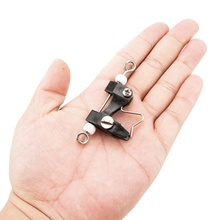 Outdoor Adjustable Tension Trolling Clips Release Clips Boating Fishing for Kite, Outrigger,Downrigger